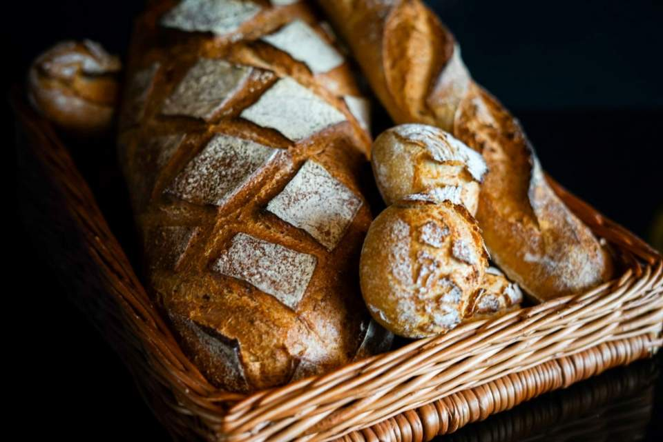 Les pains de notre Brunch by E. Westermann