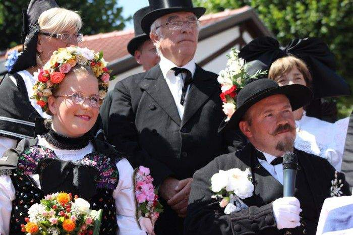 Mariage de l'ami Fritz à Marlenheim
