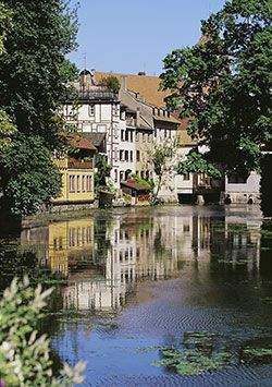 Best Western Plus Hotel Le Rhenan wine route, between Colmar and Strasbourg
